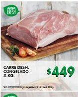 Oferta de Carre desh. congelado por $449