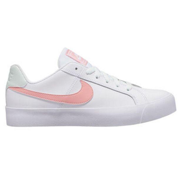 Oferta de Zapatillas Nike Court Royale Ac por $6999