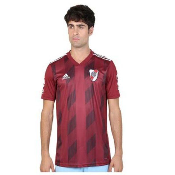 Oferta de Camiseta Adidas River Plate Alternativa por $4679