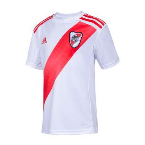 Oferta de Camiseta Adidas River Plate Titular por $3869