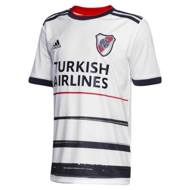 Oferta de Camiseta Adidas River Plate Tercera por $3869
