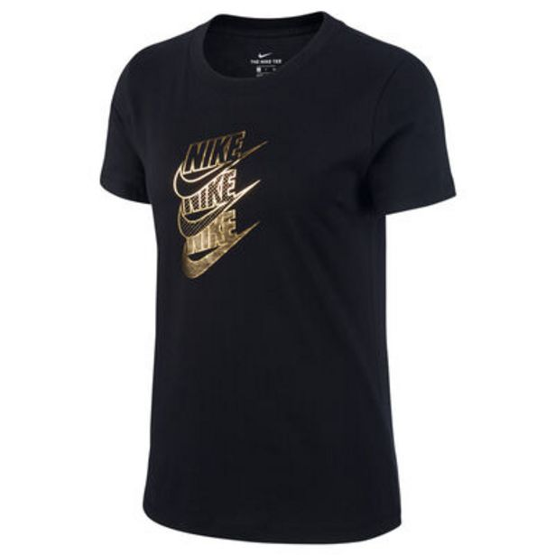 Oferta de Remera Nike Sportswear Statement Shine por $2924