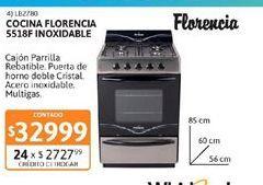 Oferta de Cocinas Florencia por $32999