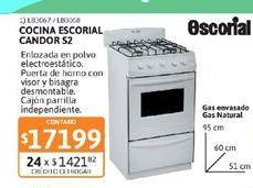 Oferta de Cocinas Escorial por $17199