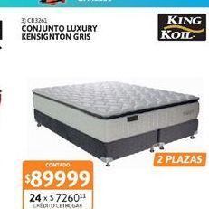 Oferta de Colchón King Koil por $89999
