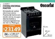 Oferta de Cocinas Escorial por $23149