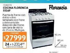 Oferta de Cocinas Florencia por $27999