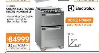 Oferta de Cocinas Electrolux por $84999