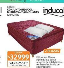 Oferta de Colchón Inducol por $32999