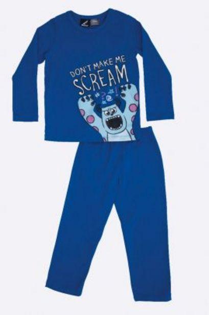 Oferta de Pijama Monsters kids - Art. 20509 por $3650