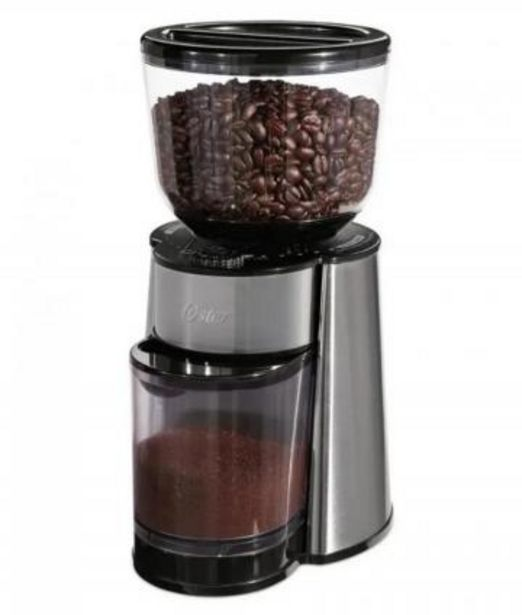 Oferta de MOLINILLO DE CAFE OSBVSTBMH23AR AUTOMATICO por $12749