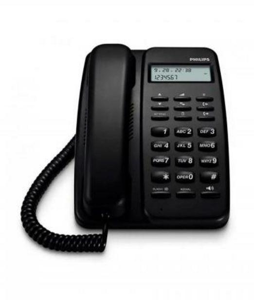 Oferta de TELEFONO CRD150B/77 DE MESA por $3199
