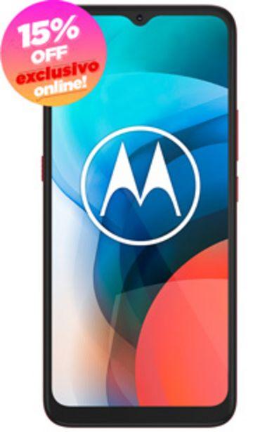 Oferta de Moto E7 por $22099