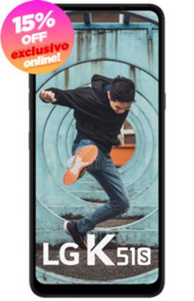 Oferta de LG K51s por $20999
