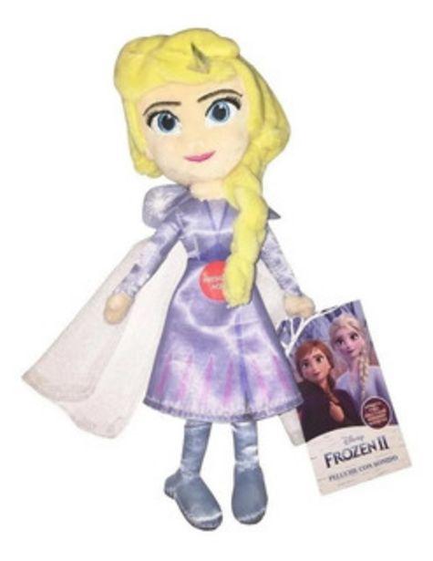Oferta de Disney Frozen Peluche Con Sonido 20 Cm Art 8512 By Creciendo por $1450