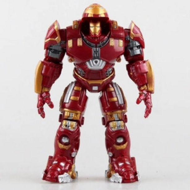 Oferta de Iron Man Hulkbuster Muñeco Articulado Avengers por $1023