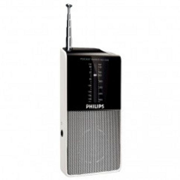 Oferta de PHILIPS RADIO PORT.AE1530 por $1999