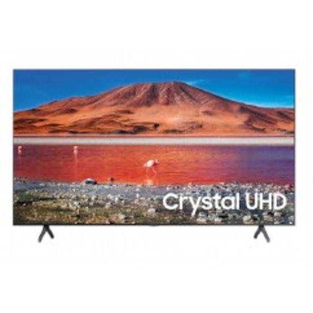"Oferta de SAMSUNG LED TV 50"" UN50TU7000GCZB SMART UHD HDMI USB SINTONIZADOR TDA por $61402"