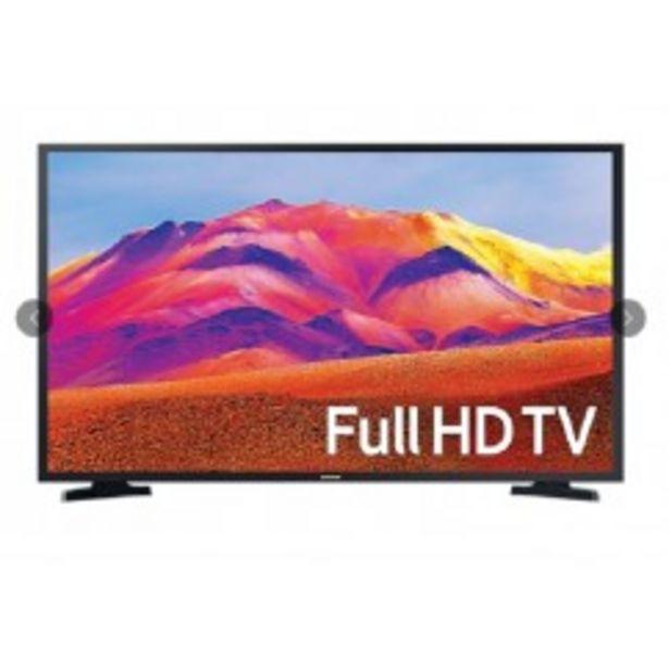 """Oferta de SAMSUNG LED TV 43"""" UN43T5300AGCZB SMART FHD HDMI USB SINTONIZADOR TDA por $43858"""
