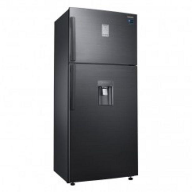 Oferta de SAMSUNG HELADERA RT-53K6645BS 530LT BLACK INOX por $227499