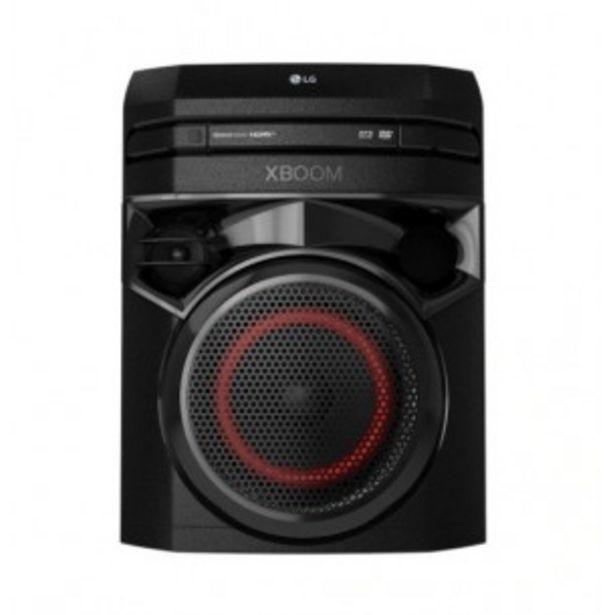 Oferta de LG SISTEMA DE AUDIO TORRE ON2D MULTIBLUETOOTH USB AUX FM por $39899