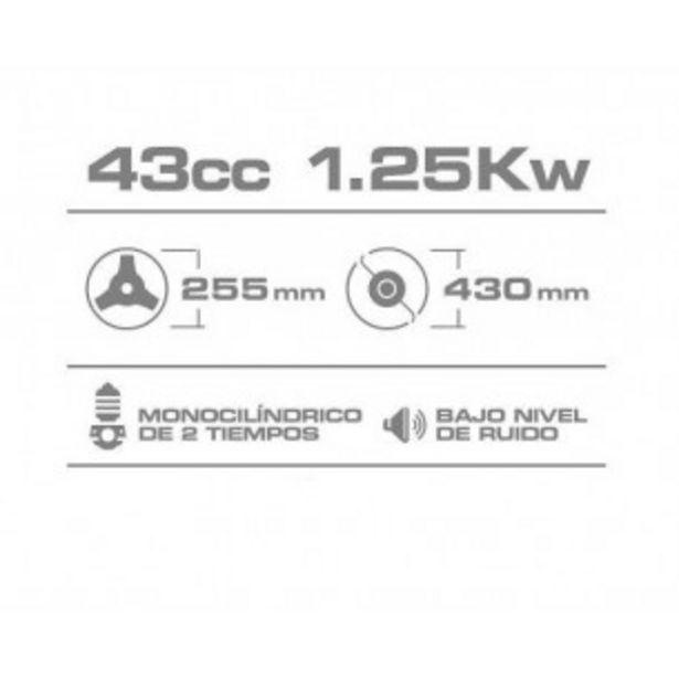 Oferta de DAIHATSU DESMALEZADORA DM43 A EXPLOSION 2T 43CC por $28099