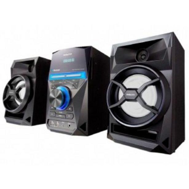 Oferta de PHILCO MINICOMPONENTE SAP-500 1500W PMPO BLUETOOTH/USB/MP3/AUX por $17999