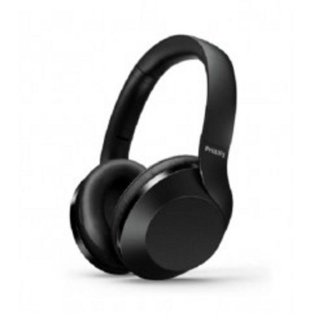 Oferta de PHILIPS AURICULAR TAPH802BK/00 WIRILESS OVER EAR HI-RES por $12659