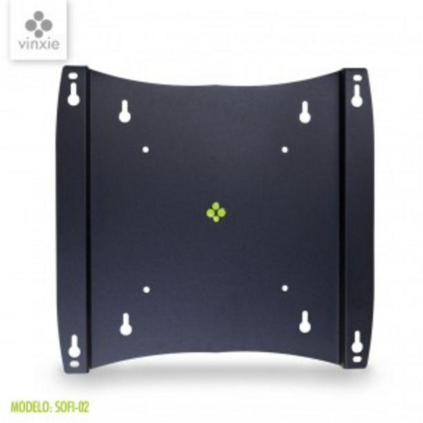 "Oferta de Vinxie soporte universal de pared fijo ""40 a 65"" mod:sofi02 por $944,01"