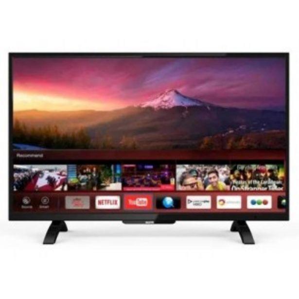 """Oferta de SANYO SMART TV LED 32"""" LCE32SH9500 HD USB HDMI SINTONIZADOR TDA por $29999"""