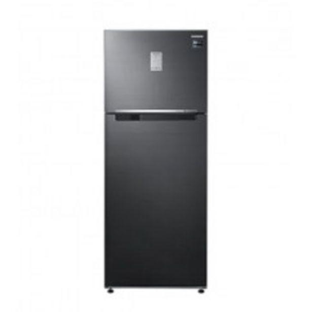 Oferta de SAMSUNG HELADERA RT-43K6235BS 440LT BLACK INOX por $205999
