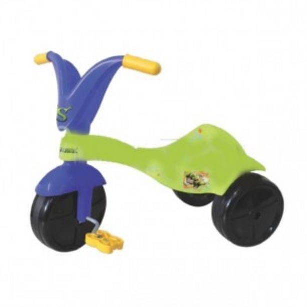 Oferta de Triciclo a pedal SHREK por $1999