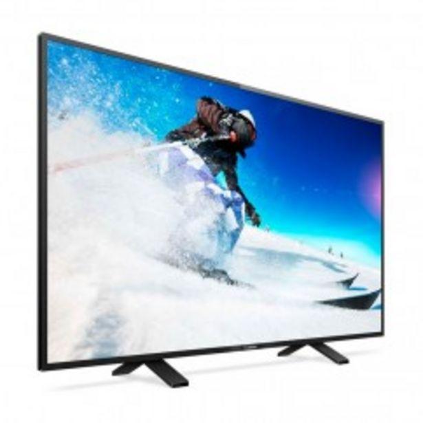 """Oferta de PHILIPS LED TV 49"""" MOD.PFG5102/77 SMART TV FULL HD/SINTONIZADOR TDA por $49999"""