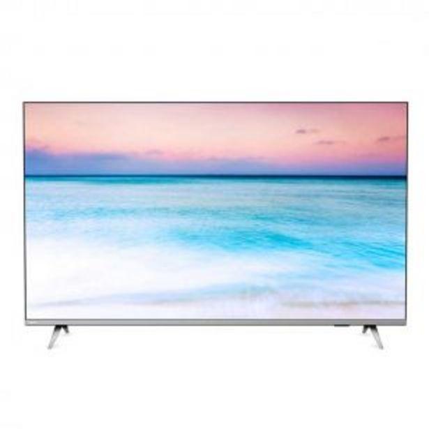 Oferta de Smart Tv 50 Pulgadas 4k Uhd Philips 50pud6654/77 por $62999