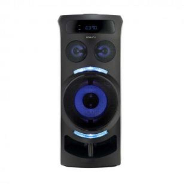Oferta de Parlante Bluetooth Noblex MNT290 Portatil por $18999