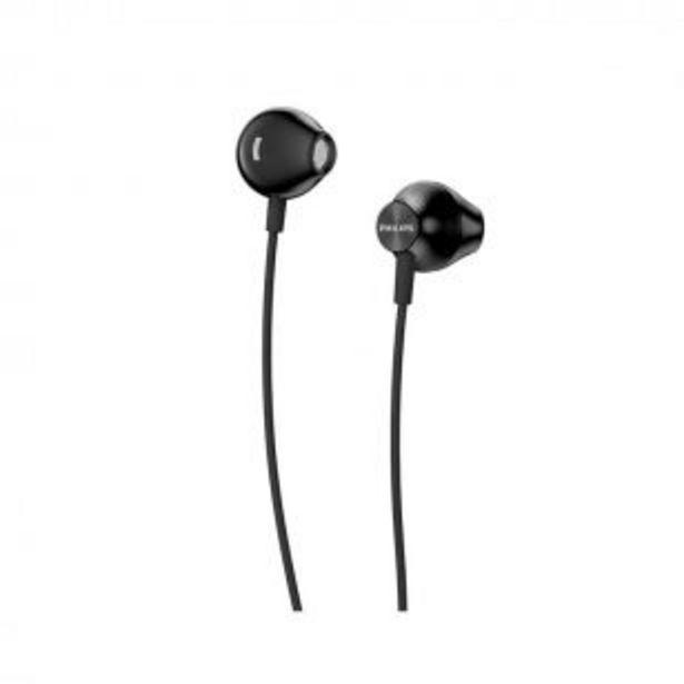 Oferta de Auriculares In Ear Philips TAUE100BK/00 por $799