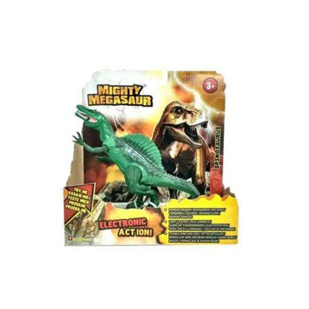 Oferta de Dinosaurio Mighty Megasaur Con Luz Y Sonido Varios Modelos por $1319
