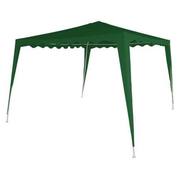 Oferta de Gazebo Laury 3 X 3 Mts Poliester Verde por $7999