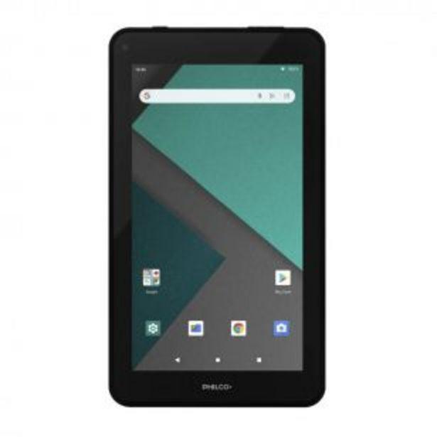 Oferta de Tablet Philco TP7A6 7 Pulgadas 1Gb Ram 16Gb Rom por $8599