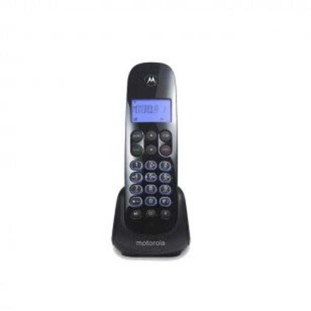 Oferta de Teléfono inalámbrico Motorola M750CE por $5099