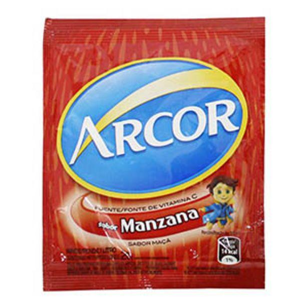 Oferta de ARCOR JUGO POLVO MANZANA X25G por $20,34
