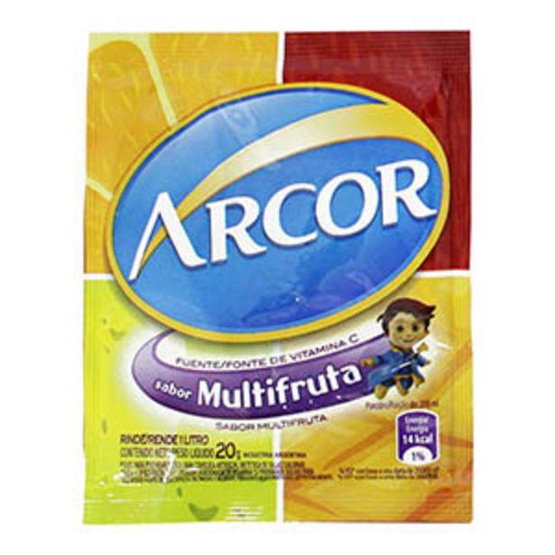 Oferta de ARCOR JUGO POLVO MULTIFR. X25G por $14,99
