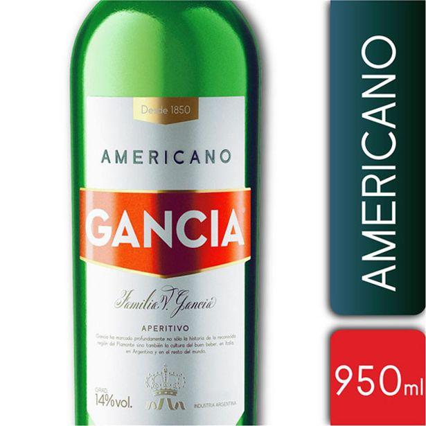 Oferta de GANCIA AMERICANO APERITIVO 950CC por $249,99