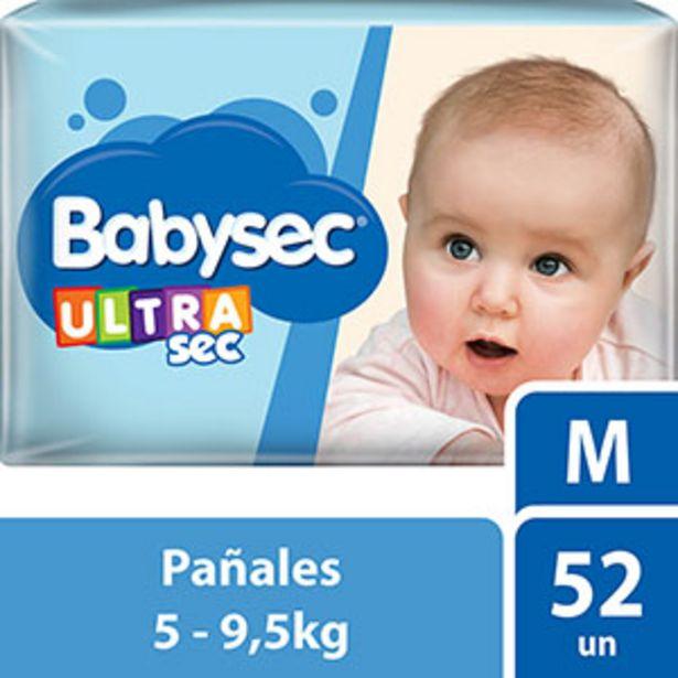 Oferta de BABYSEC PAnAL U/SEC HIPER M 48U por $479,2