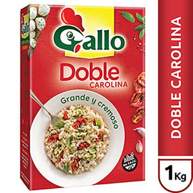 Oferta de GALLO ARROZ DOBLE CAROLINAX1KG por $2