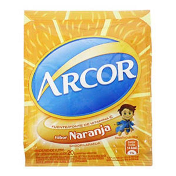 Oferta de ARCOR JUGO POLVO NARANJAX25G por $10,15