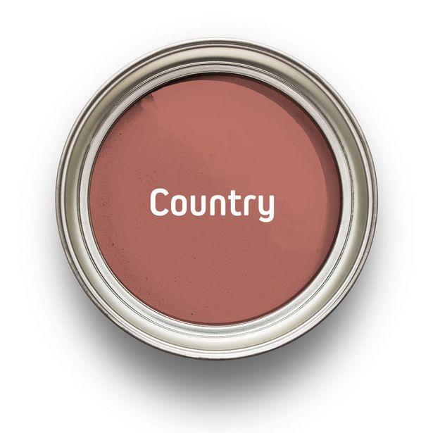 Oferta de Color Tierra Misionera - Paleta Country por $1480,5