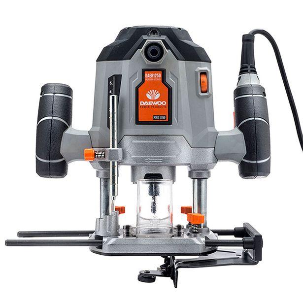 Oferta de Fresadora eléctrica - 1250 W por $15444
