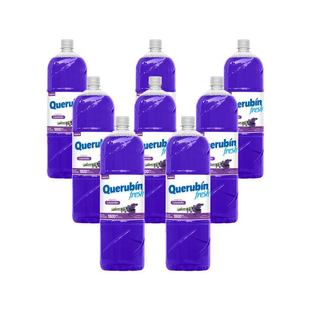 Oferta de Limpiador líquido para pisos 1,8 lts - Pack x 8 unidades por $880