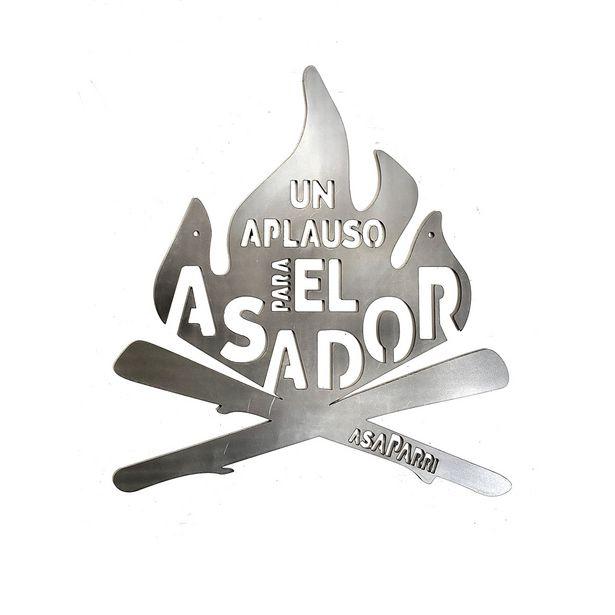 Oferta de Chapa deco Asador por $2449,13